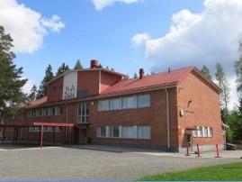 Kuva Perttulan koulusta.